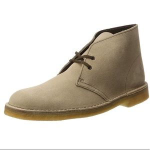 Clark's Original Desert Boot Sand Mens Shoes 10